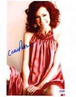 Carrie Preston Signed 8x10 Photo (PSA COA) at PristineAuction.com