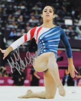 Aly Raisman Signed Team USA 8x10 Photo (JSA COA) at PristineAuction.com