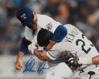 Nolan Ryan Signed Rangers 8x10 Photo (Ryan Hologram) at PristineAuction.com