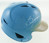 Bo Jackson Signed Royals Full-Size Authentic On-Field Hydro-Dipped Batting Helmet (Beckett Hologram) at PristineAuction.com