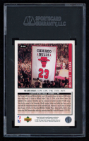 Michael Jordan 1994-95 Collector's Choice #240 (SGC 9.5) at PristineAuction.com