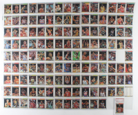 1987-88 Fleer Complete Set of (132) Basketball Cards with Michael Jordan #59 (PSA 9) (OC) at PristineAuction.com