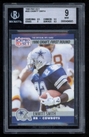 Emmitt Smith 1990 Pro Set #685 RC at PristineAuction.com