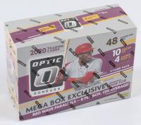 2020 Panini Donruss Optic Baseball Mega Box of (10) Packs at PristineAuction.com