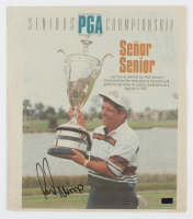 """Lee Trevino Signed 1993 """"The Palm Beach Post"""" Newspaper (Palm Beach COA) at PristineAuction.com"""