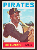 Roberto Clemente 1964 Topps #440 at PristineAuction.com