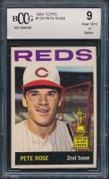 Pete Rose 1964 Topps #125 (BCCG 9) at PristineAuction.com
