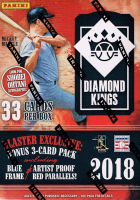2018 Diamond Kings Blaster Box with (7) Packs at PristineAuction.com