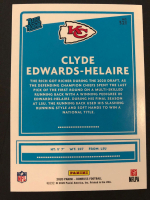 Clyde Edwards-Helaire 2020 Donruss #321 Rated Rookie RC at PristineAuction.com