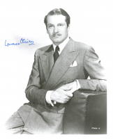 Laurence Olivier Signed 8x10 Photo (JSA COA) at PristineAuction.com