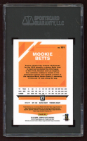 Mookie Betts 2019 Donruss Optic #101 (SGC 10) at PristineAuction.com