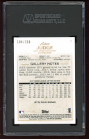 Aaron Judge 2018 Topps Gallery Private Issue #1 (SGC 9.5) at PristineAuction.com