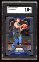 Luka Doncic 2019-20 Panini Prizm #75 RC (SGC 10) at PristineAuction.com