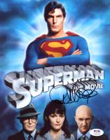 "Richard Donner Signed ""Superman"" 8x10 Photo (PSA COA) at PristineAuction.com"