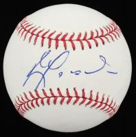 Kendrys Morales Signed OML Baseball (MLB Hologram) at PristineAuction.com
