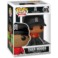 Tiger Woods #01 Funko Pop! Vinyl Figure at PristineAuction.com
