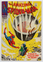 "1963 ""The Amazing Spiderman"" Issue #61 Marvel Comic Book at PristineAuction.com"