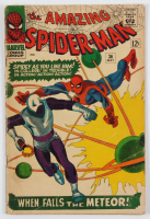 """1966 """"The Amazing Spiderman"""" Issue #36 Marvel Comic Book at PristineAuction.com"""