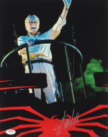 Stan Lee Signed 11x14 Photo (PSA COA) at PristineAuction.com