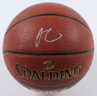 Jayson Tatum Signed Spalding NBA Logo Basketball (JSA Hologram) at PristineAuction.com
