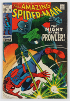 "1969 ""The Amazing Spiderman"" Issue #78 Marvel Comic Book at PristineAuction.com"