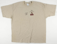 Jeremy Roenick Signed Coyotes T-Shirt (JSA Hologram) at PristineAuction.com