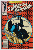 "1988 ""The Amazing Spiderman"" Special 25th Anniversary Issue #300 Marvel Comic Book at PristineAuction.com"