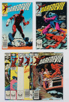 "Lot of (8) Vintage ""Daredevil"" Issue Marvel Comic Books with #176, #181, #187 & #196-200 at PristineAuction.com"