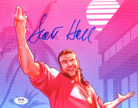 Scott Hall Signed 8x10 Photo (PSA COA) at PristineAuction.com