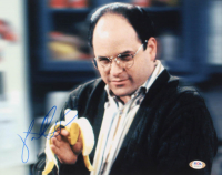 "Jason Alexander Signed ""Seinfeld"" 11x14 Photo (PSA COA) at PristineAuction.com"