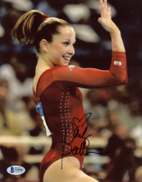 Carly Patterson Signed Olympics 8x10 Photo (Beckett COA) at PristineAuction.com