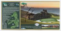 Tony Finau Signed Torrey Pines North Course 4x6 Scorecard (PSA COA) at PristineAuction.com