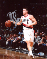 Pat Connaughton Signed Trail Blazers 8x10 Photo (Beckett COA) at PristineAuction.com
