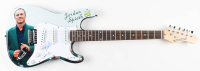 Jordan Spieth Signed Electric Guitar (PSA Hologram) at PristineAuction.com