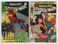 "Lot of (2) ""The Amazing Spider-Man"" Comic Books with 1978 #178 & 1968 #65 at PristineAuction.com"