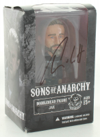 "Charlie Hunnam Signed ""Sons Of Anarchy"" Bobble Head (PSA Hologram) at PristineAuction.com"