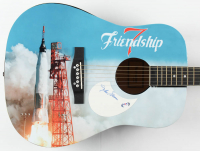 John Glenn Signed Acoustic Guitar (PSA COA) at PristineAuction.com