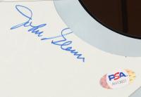 John Glenn Signed Acoustic Guitar (PSA COA) at PristineAuction.com