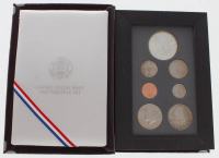 1989 United States Mint Prestige Set with (7) Coins at PristineAuction.com