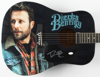 Dierks Bentley Signed Acoustic Guitar (JSA Hologram) at PristineAuction.com