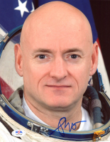 Scott Kelly Signed 8x10 Photo (PSA COA) at PristineAuction.com
