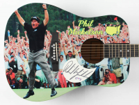 Phil Mickelson Signed Acoustic Guitar (PSA COA) at PristineAuction.com