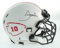 Tyreek Hill Signed Full-Size Authentic On-Field Helmet (JSA Hologram) at PristineAuction.com