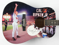 Cal Ripken Jr. Signed Acoustic Guitar (PSA COA) at PristineAuction.com