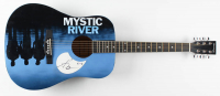 Sean Penn Signed Acoustic Guitar (PSA COA) at PristineAuction.com