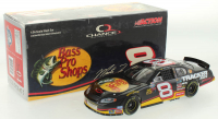 Martin Truex Jr. Signed LE #8 Chance 2 / Bass Pro Shops 2004 Monte Carlo 1:24 Diecast Metal Car (JSA COA) at PristineAuction.com