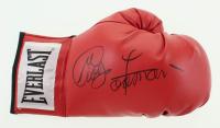 George Foreman Signed Everlast Boxing Glove (JSA COA) at PristineAuction.com