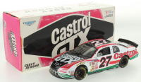 Casey Atwood Signed LE #27 Castrol GTX 1999 Monte Carlo 1:24 Diecast Metal Car (JSA COA) at PristineAuction.com