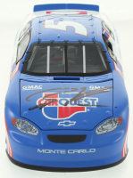 Brian Vickers Signed LE #5 Car Quest 2003 Monte Carlo 1:24 Diecast Metal Car (JSA COA) at PristineAuction.com