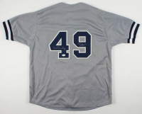 "Ron Guidry Signed Yankees Jersey Inscribed ""Gator"" (JSA COA) at PristineAuction.com"